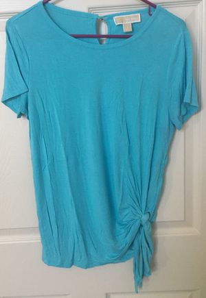 Michael Kors Blue Tee for Sale in Austin, TX