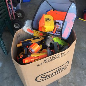 Lego Nerf Guns for Sale in Ontario, CA