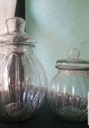 Home decor jars, kitchen decor for Sale in Chula Vista, CA