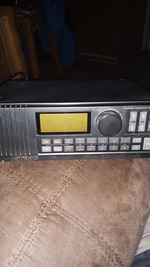 HF Marine Transceiver IC-M600 CB Radio for Sale in Saltillo, MS