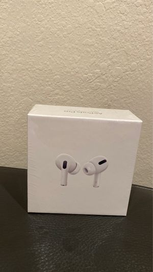 Apple air pod pros for Sale in Redwood City, CA