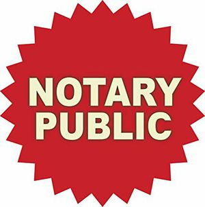 Mobile Notary Public - All of San bernardino County for Sale in Upland, CA