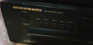 Marantz 5 DVD Changer VC5200 for Sale in Philadelphia, PA