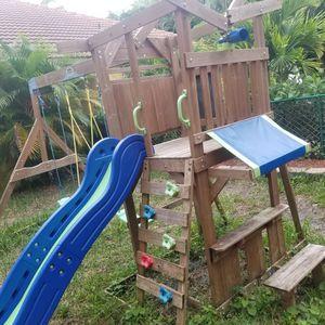 swing set for Sale in Riviera Beach, FL