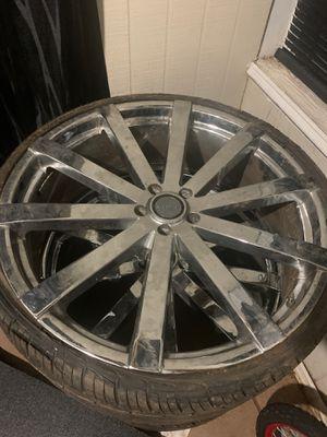 24in Rims for Sale in Decatur, GA