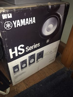 Yamaha HS8S NIB only for Sale in Washington, DC