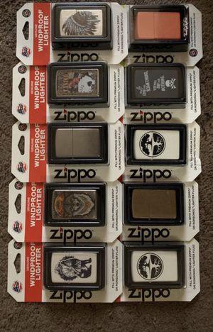 Zippo lighters for Sale in Montebello, CA