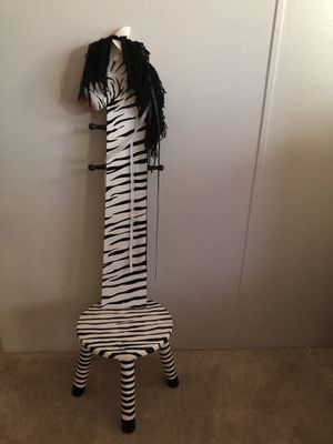 Kids zebra chair for Sale in Northville, MI