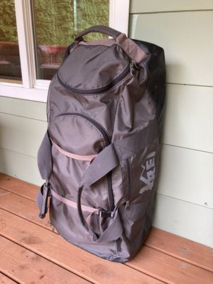 "REI 36"" Rolling Luggage Bag for Sale in Portland, OR"