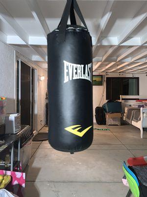 Punching bag for Sale in Oceanside, CA