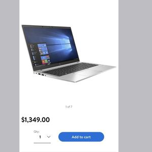 HP elitebook 840 g7 Notebook NEW for Sale in Commerce, CA