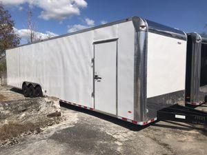 Enclosed trailer | Two car hauler | 8.5 x 36 for Sale in Pembroke Pines, FL