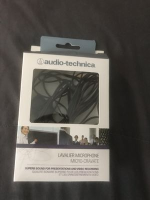 Audio Technical Pro 35 Clip on mic for Sale in Oviedo, FL
