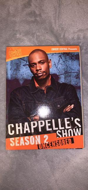 Chappelle's Show season 2 for Sale in Avis, PA