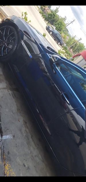 Black 22 ' inch rims for Sale in Missouri City, TX