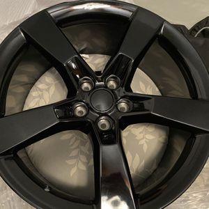 Black 20in Rim (Brand New, Camaro) for Sale in Fort Lauderdale, FL