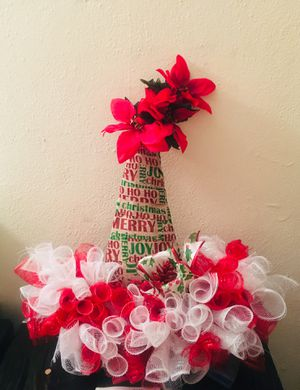 Christmas wreath/decoration for Sale in Chesapeake, VA