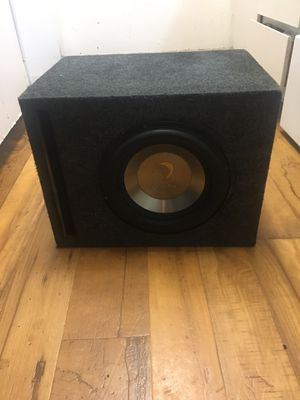 10 DIAMOND subwoofer for Sale in Pacheco, CA