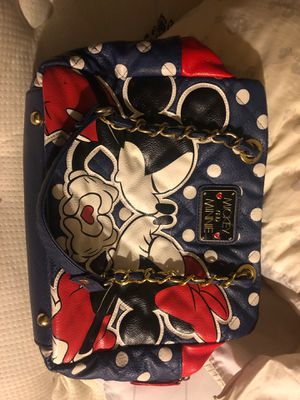 Mickey and Minnie mouse Disney purse for Sale in Littleton, CO