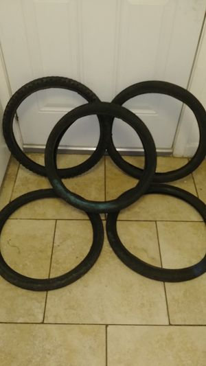 Bike tires (bmx) for Sale in Dallas, TX