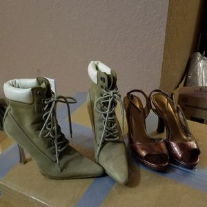 FREE Shoes size 6 for pick-up for Sale in Santa Maria, CA