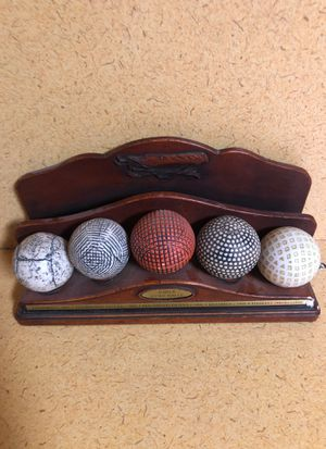 Golf letter holder for Sale in Clyde, TX