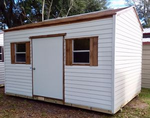 New 1014 Storage Shed for Sale in Wauchula, FL
