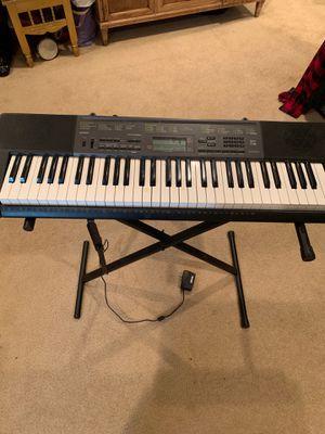 Casio piano for Sale in Moreno Valley, CA
