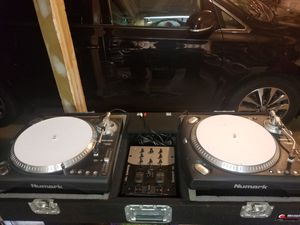 Numark Turntables - DJ Ready for Sale in Federal Way, WA