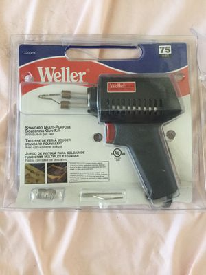 Weller soldering iron. for Sale in Las Vegas, NV