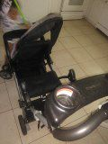 Sit to stand double stroller for Sale in Tampa, FL