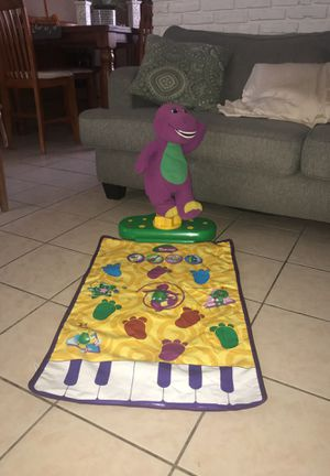 Barney toy for Sale in Canyon Country, CA