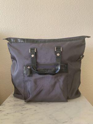 GIORGIO ARMANI MESSENGER TRAVEL DUFFLE BAG for Sale in Palm Desert, CA