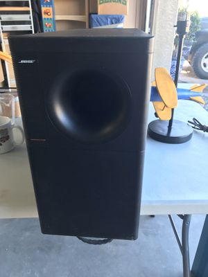 Bose Acostimass 700 sub for surround sound for Sale in Queen Creek, AZ