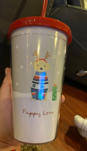 Nice Christmas cups brand new for Sale in Riverside, CA