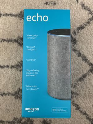 Amazon Echo 2nd Gen for Sale in Kennewick, WA