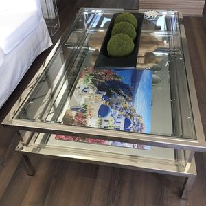 Restoration Hardware Coffee Table for Sale in Arlington, VA