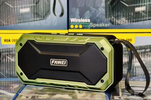 Mini Portable Wireless Speaker Green RGK-209 for Sale in Los Angeles, CA