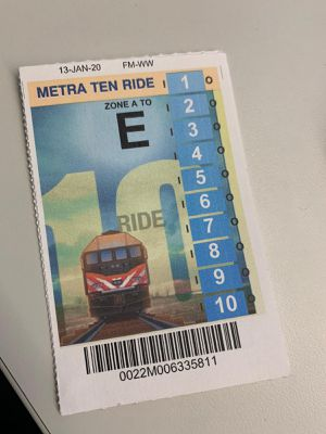Metra 10 ride for Sale in Chicago, IL