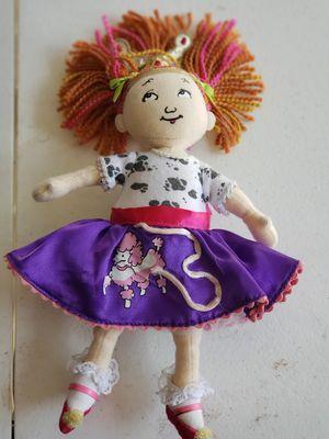 Fancy Nancy Plush Doll for Sale in Clovis, CA