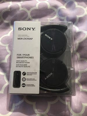 Sony headphones for Sale in Canton, GA