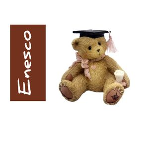 Enesco Cherished Teddies Figurine Girl Bear Cap & Diploma. SHIPPING ONLY!!! for Sale in Colorado Springs, CO