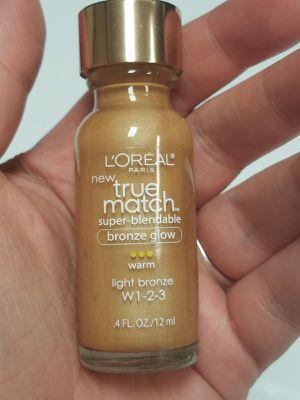 L'oreal True Match Bronze Glow Warm 123 for Sale in West Friendship, MD