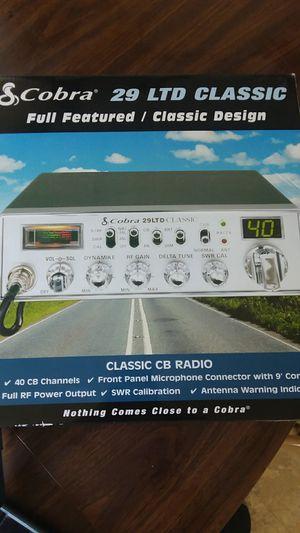 Cobra 29 LTD Classic CB radio for Sale in Oriska, ND