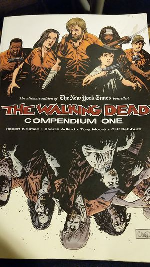 The Walking Dead Compendium One for Sale in Livermore, CA
