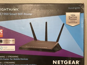 NETGEAR Nighthawk Smart Wi-Fi Router for Sale in Santa Ana,  CA