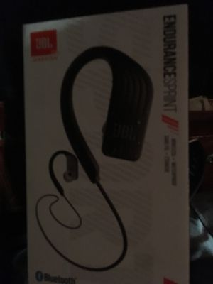 Jbl endurance sprint wireless headphones for Sale in Littleton, CO