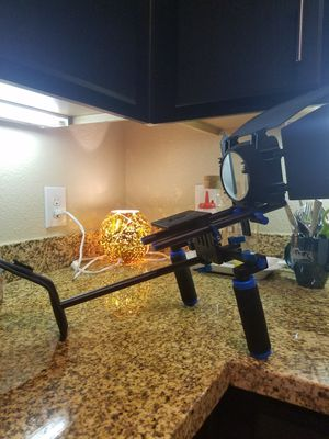 Camera Stabilizer with shoulder mount for Sale in Austin, TX