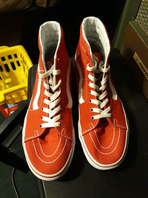 Red Vans for Sale in Fort Worth, TX