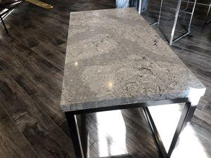 Granite coffee table for Sale in Salt Lake City, UT